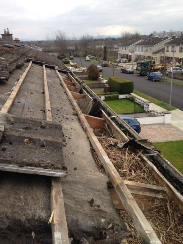 Dublin City Roof Repair